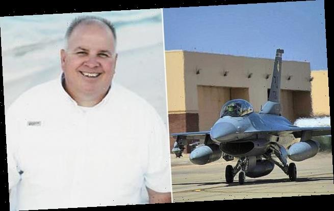 Family man accidentally shot to death by F-16 pilot is awarded $25m