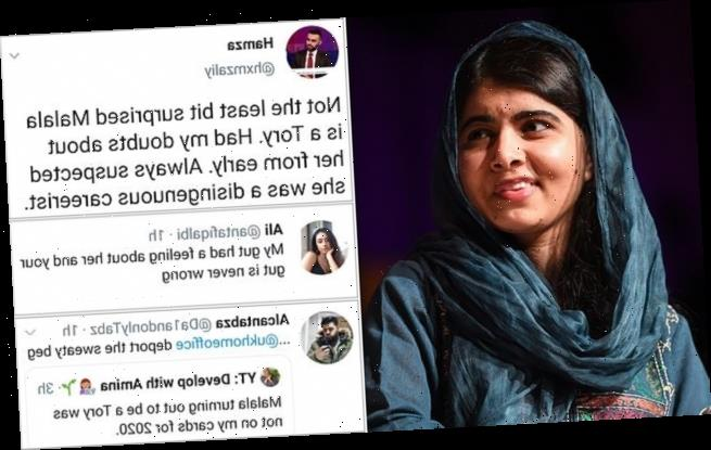 Nobel Peace Prize winner Malala Yousafzai is trolled on social media