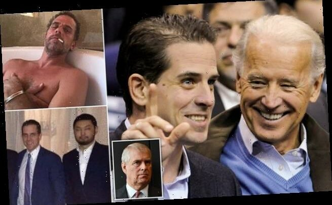 GUY ADAMS: Prince Andrew, the oligarchs and a new bombshell for Biden