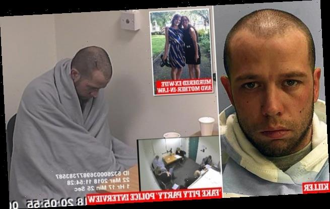 Moment Craig Savage's 'fake pity party' gave him away after murders