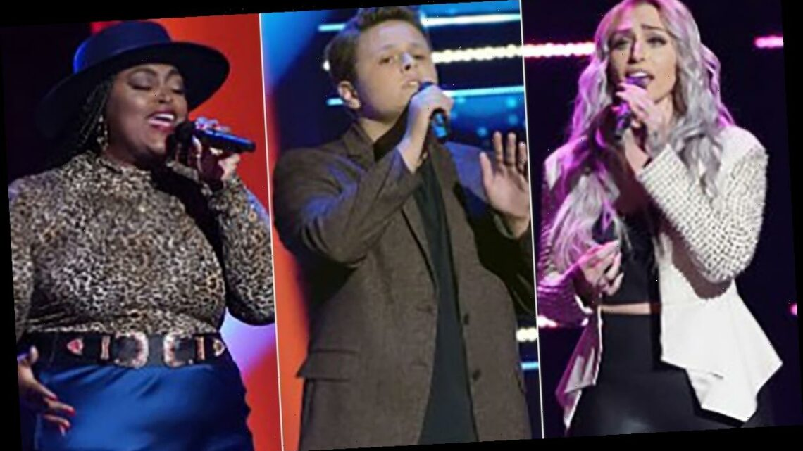The Voice Best/Worst of Blind Auditions: 14-Year-Old Blows Coaches Away