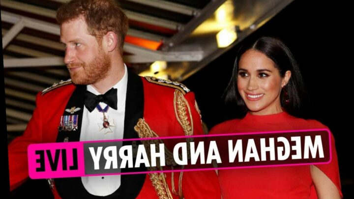 Meghan and Harry latest news – Piers Morgan MOCKS Duchess for claiming she is the world's 'most trolled person'