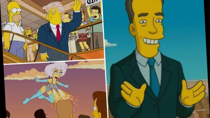23 of The Simpsons predictions that came true – from Donald Trump's rise to power to Tom Hanks catching covid – The Sun