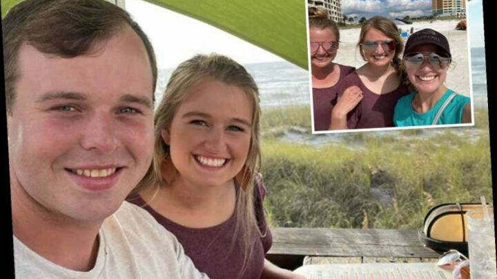 Joseph Duggar and pregnant wife Kendra slammed for going to Florida during a pandemic