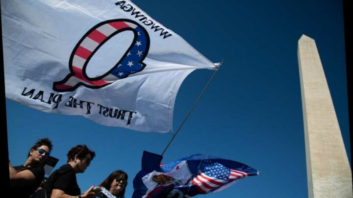 Facebook Just Issued a Massive QAnon Ban