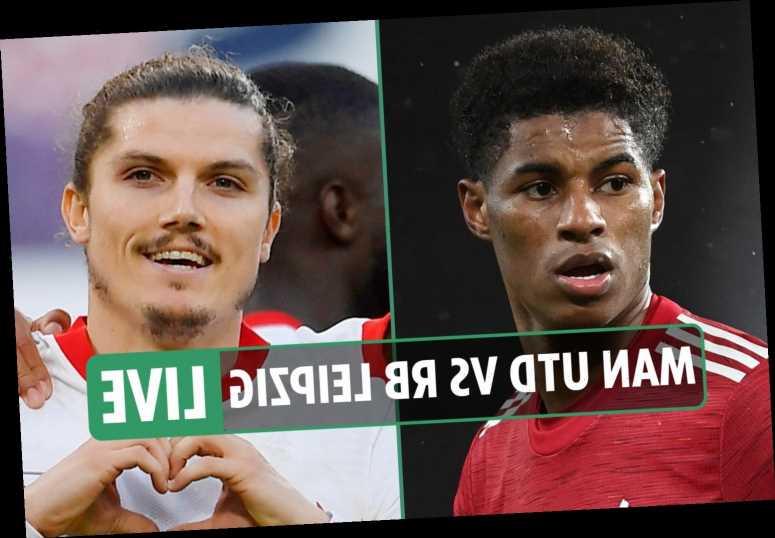 Man Utd vs RB Leipzig LIVE: Stream free, TV channel, teams, kick-off time – Van de Beek STARTS in Champions League – The Sun