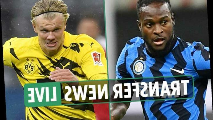 12pm Transfer news LIVE: Victor Moses set for move, Haaland to Real Madrid, Benrahma to West Ham LATEST – The Sun