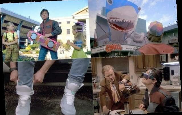 12 Ways 'Back to the Future II' Predicted the Present