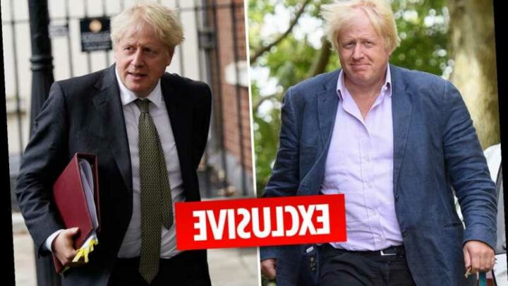Boris Johnson loses nearly two stone since his Covid battle with intermittent fasting diet