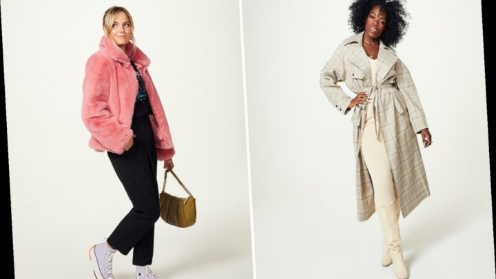 Our Fabulous fashion desk pick this season's must-have winter coats for all ages, shapes and sizes