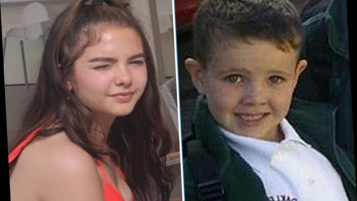 Brit teen, 15, revises for exams days before she is killed with cousin, 13, in Rhodes parasailing accident