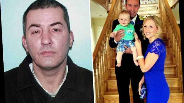 Ex-EastEnders star's killer boyfriend dies in jail while serving life for murdering man with steak knife