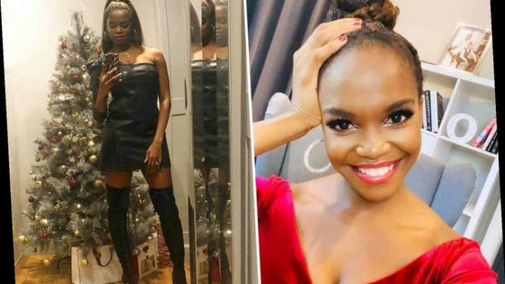 Inside Strictly pro Oti Mabuse's home she shares with husband Marius Lepure – and the garden's huge