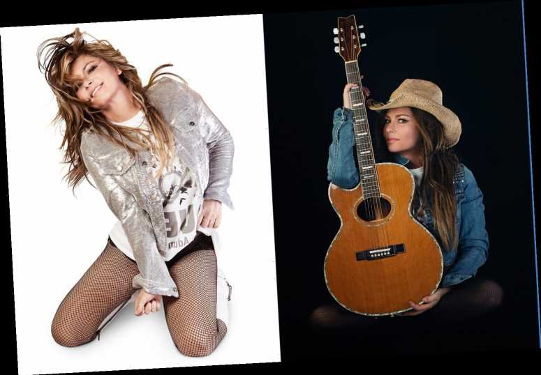 Shania Twain's rise from growing up in poverty to becoming one of country music's biggest stars