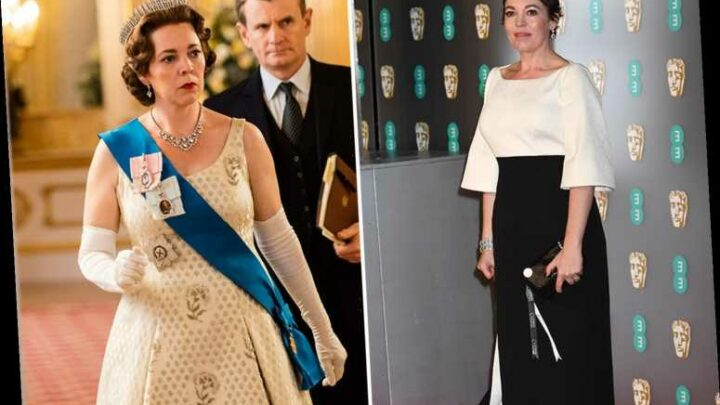 Netflix star Olivia Colman banks £1.1m from TV and film work after starring as the Queen in The Crown