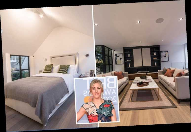 Inside Ellie Goulding's incredible central London home as she sells it for £5.9m