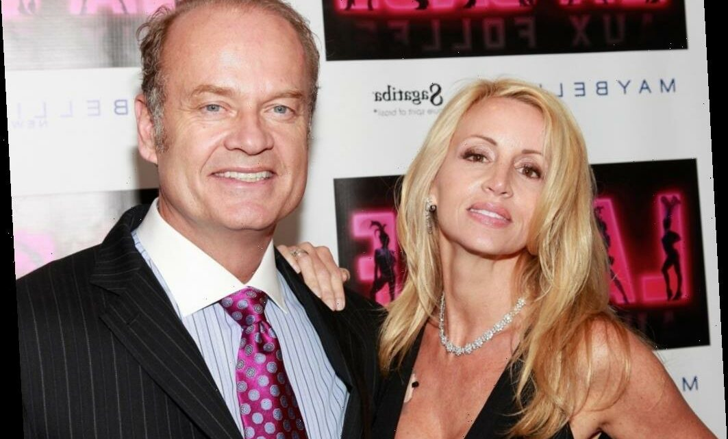 'Frasier': RHOBH Alum Camille Grammer Appeared in This Episode With Her Ex Kelsey Grammer
