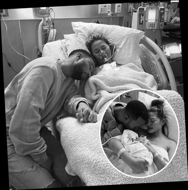 Chrissy Teigen & John Legend Reveal Heartbreaking Pregnancy Loss After Weeks Of Complications: 'It Just Wasn't Enough'
