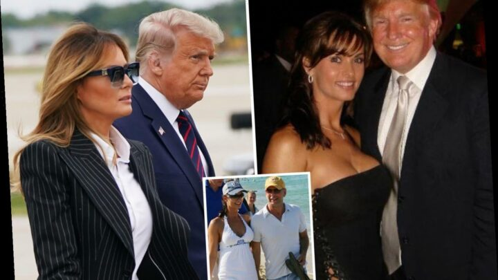 Trump 'showed Playbunny Melania pics after sex then dumped her for Bruce fling' ex-friend claims