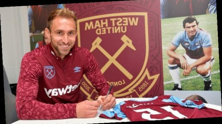 Craig Dawson completes West Ham transfer on season-loan loan option to buy for £2million