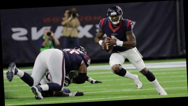 Deshaun Watson Signs Four-Year, $177.54 Million Extension With Houston Texans