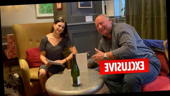 Alan Brazil: I've seen booze wreck many friends' lives… I like a drink but know when enough is enough