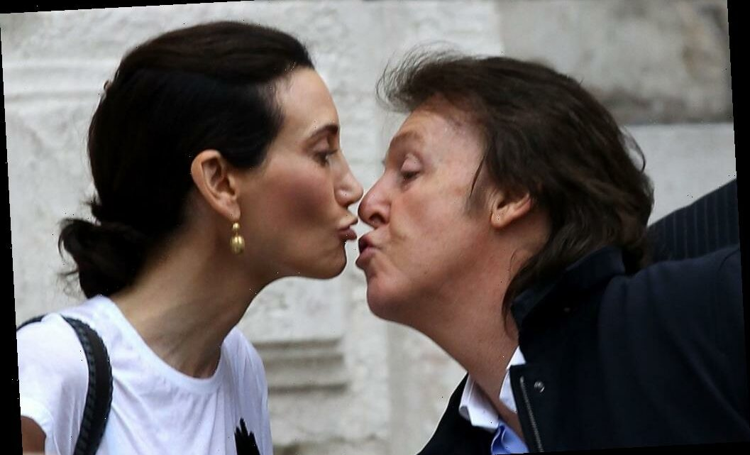 How Long Have Paul McCartney and His Wife Nancy Shevell Been Married?