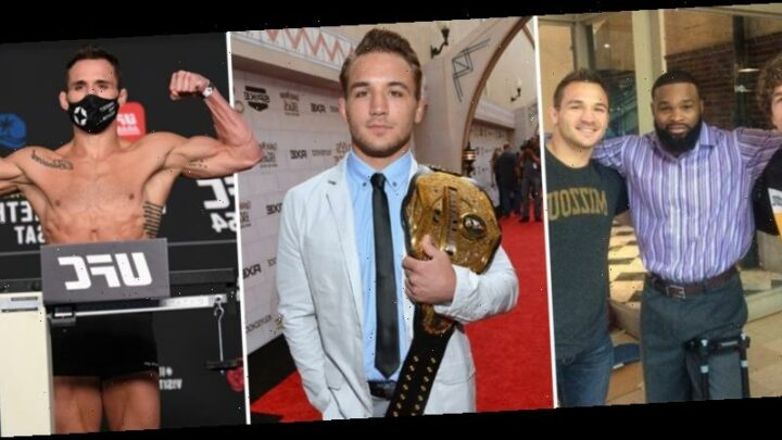 Meet Michael Chandler, on standby to replace Gaethje or Khabib despite the MMA legend never having fought in UFC