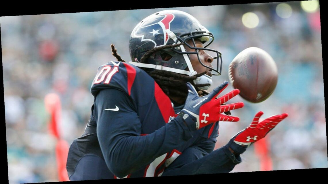 DeAndre Hopkins Signs Two-Year, $54.5 Million Extension With Arizona Cardinals