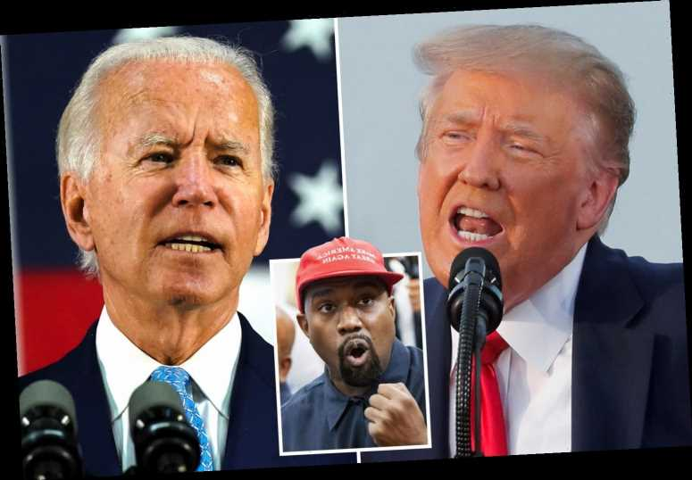 2020 US Election odds – who will win the next presidential election? – The Sun