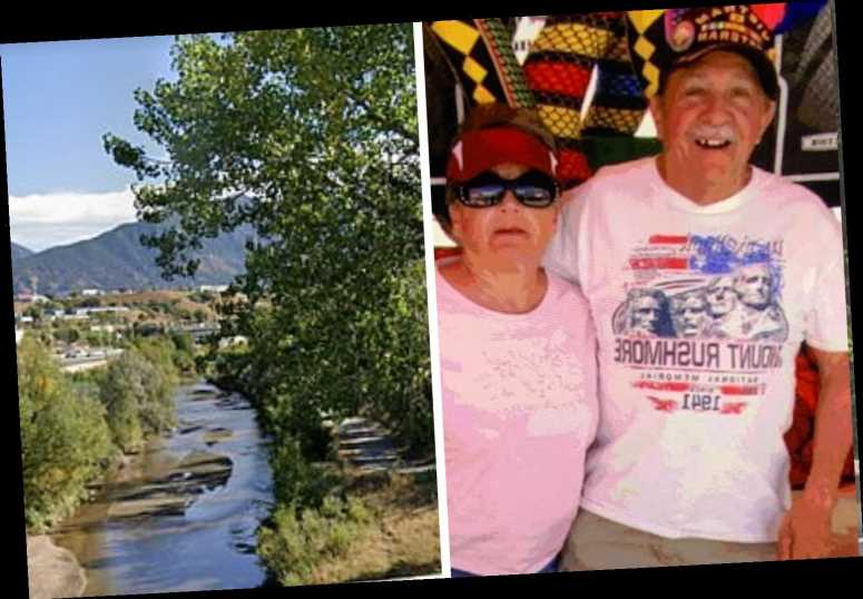 Elderly couple found shot dead on Colorado hiker trail hours after family reported them missing when they didn't return