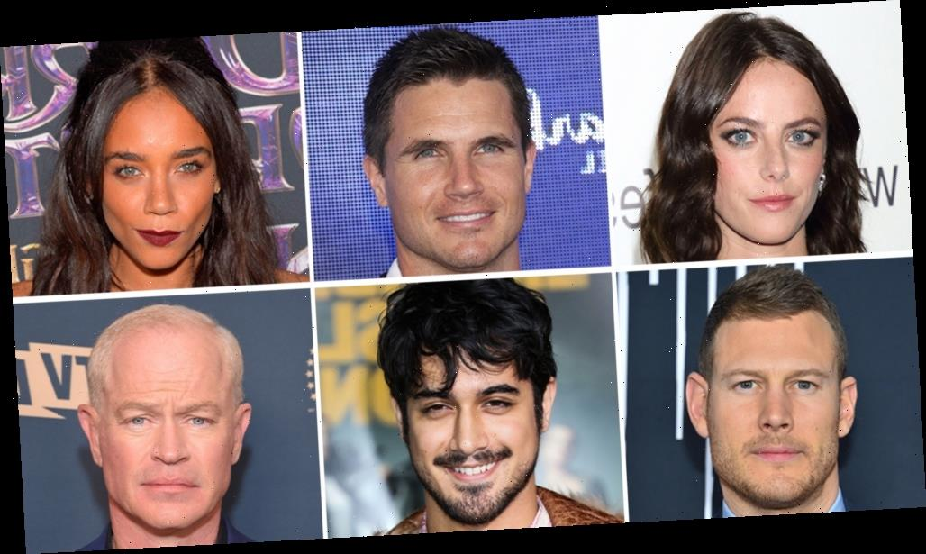 Resident Evil Reboot Kaya Scodelario Robbie Amell Hannah John Kamen More To Star In Origin Story Adaptation The Projects World