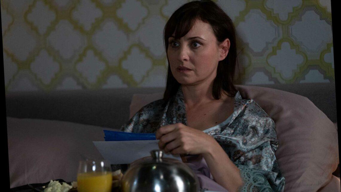 EastEnders spoilers: Honey Mitchell in danger as new man Paul spikes her drink