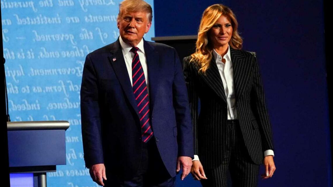 Melania Trump says she KNEW back in 1999 that Donald would be president as she defends capitalism in rare interview