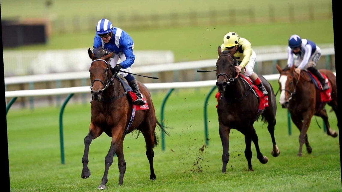 Nazeef rolls to impressive Sun Chariot victory to give Gosden team a huge boost ahead of the Arc