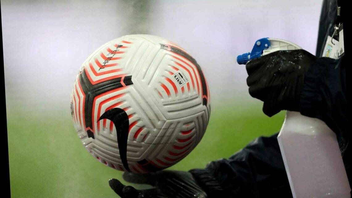 Premier League confirm five new positive coronavirus tests ahead of weekend return as Boris Johnson ramps up rules
