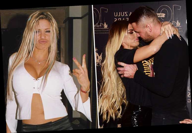 Katie Price's boyfriend Carl Woods 'hates' her filthy alter-ego Jordan – and insists he wouldn't date her