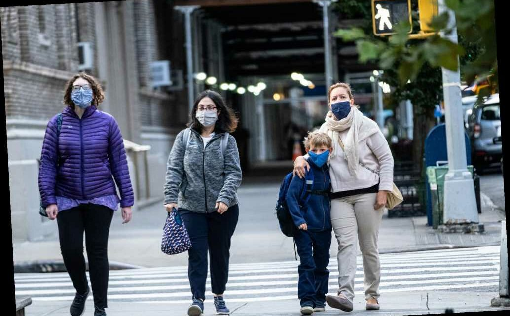 'The virus is not real': NYC teacher struggles to keep students wearing masks