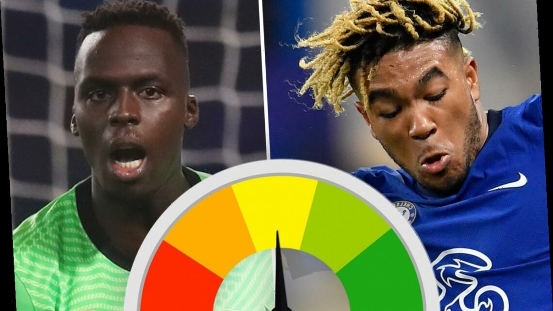 Chelsea player ratings: James and Mendy impress but defensive Blues fail to fire in Champions League draw vs Sevilla