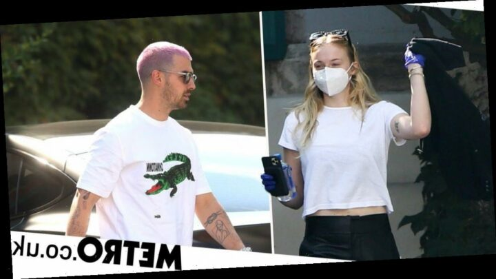 Sophie Turner and Joe Jonas are the coolest new parents as they serve looks