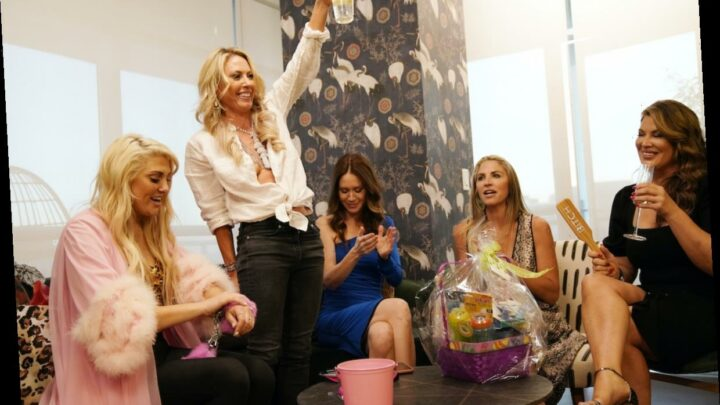 'RHOC': Is Braunwyn Windham-Burke Feuding With Some of the Cast?