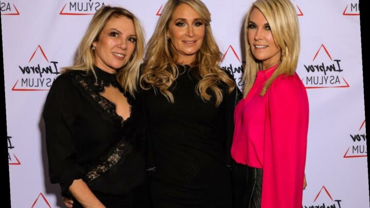 'RHONY': Elyse Slaine Says She's Upset With Sonja Morgan and Hasn't Spoken To Tinsley Mortimer