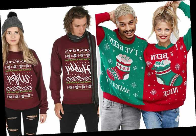 7 Best His And Hers Christmas Jumpers 2020 | The Sun UK