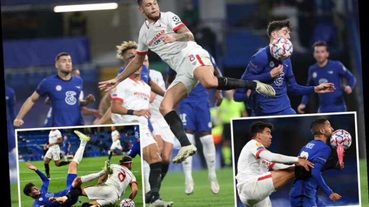 Chelsea 0 Sevilla 0: Blues keep a rare clean sheet but lose creative spark in dour Champions League stalemate