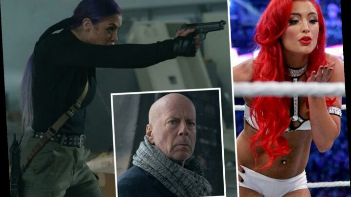 Eva Marie set for stunning WWE return after acting career alongside Bruce Willis and becoming Instagram model sensation
