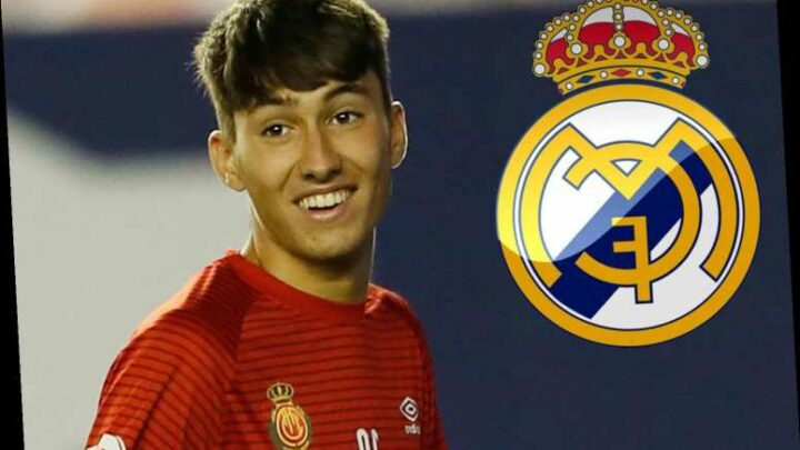 Real Madrid beat Barcelona to transfer of 16-year-old wonderkid Rafael Obrador from Real Mallorca