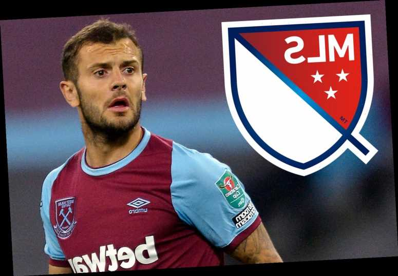 Ex-Arsenal ace Jack Wilshere leaning towards MLS transfer after contract at West Ham was torn up