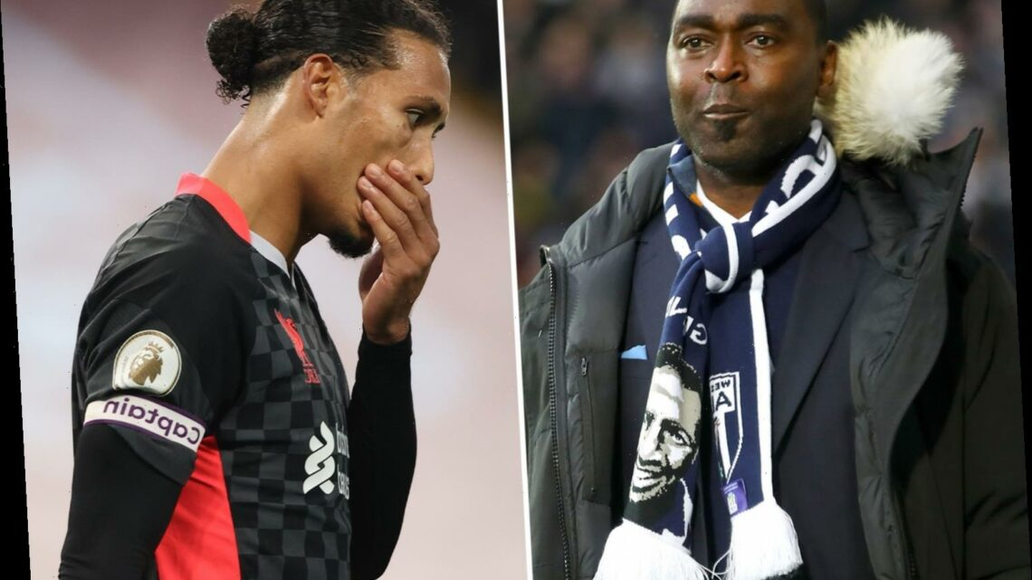 Man Utd legend Andy Cole claims he would have been Liverpool ace Virgil van Dijk's 'worst nightmare' during playing days