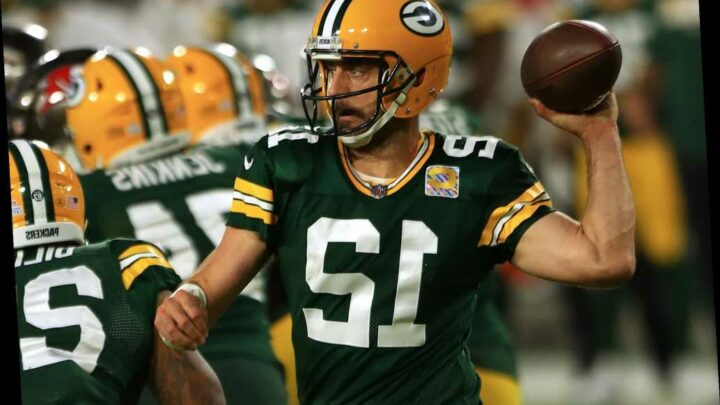 Fantasy football: Weekend weather makes for scary Aaron Rodgers call