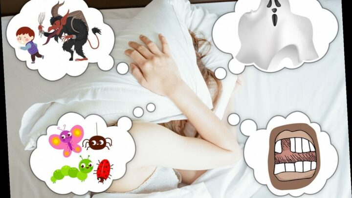 Top 10 nightmares plaguing your sleep – and what they really mean from drowning to getting shot